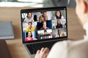 Online vergaderen - Teams